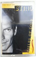 The Best Of Sting  -  Cassette