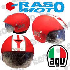 Casco AGV Bali B2 Trendy E2205 Multi Rosso e Bianco taglia XS - L - XL