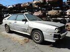 1983 Audi Quattro No Reserve 1983 Audi Quattro Turbo Coupe Ur-Quattro Project Car for Restoration NO RESERVE