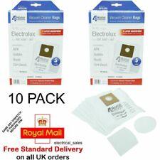 10 Sacchetti Polvere Filtro cartocci COMPATIBILE per SIEMENS vs57 a serie z4.0 aspirapolvere