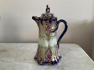 Antique Chocolate Pot