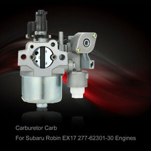 Carburetor Carb For Subaru Robin EX17 277-62301-30 Engines L9O3