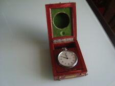 Russian marine chronometer Deck watch KIROVA#7555