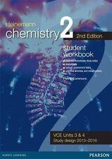 Heinemann Chemistry 2 Student Workbook by Penny Commons (Paperback, 2012)