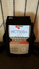 TRIAX MCT 009+ TV ANALYZER - MESUREUR DE CHAMP - S/N5828