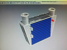 Tuning Ladeluftkühler Intercooler   KWE Audi A4 B5 1.8T / 1.9TDI
