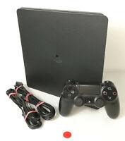 Sony PlayStation 4 Slim 500GB | 500 GB | PS4 | Konsole | Schwarz in OVP