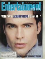 JASON PATRIC Entertainment Weekly Magazine 12/24/93 WES STUDI WILL SMITH