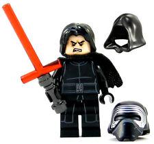 NEW KYLO REN MINIFIG LEGO Star Wars figure minifigure takodana 75139 villain ben