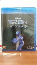 DISNEY TRON The Original Classic - SPECIAL EDITION - BLU-RAY+DVD -BRAND NEW