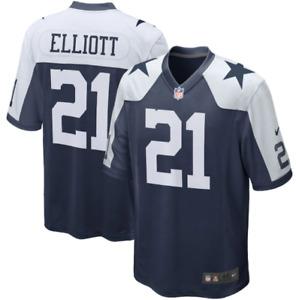 Ezekiel Elliott Dallas Cowboys Nike Alternate Player Jersey Adult New CLEARANCE