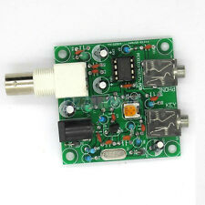 Assembled HAM RADIO 40M CW QRP TRANSCEIVER transmit 7.023-7.026 MHz DC 12V 9V