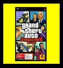 Grand Theft Auto: Chinatown Wars Sony PSP Brand New