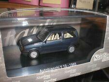 Starline Models 509114 - Autobianchi Y10 1985 blu celeste - 1:43 Made in China