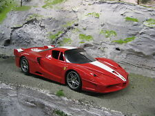 Hot Wheels Ferrari FXX TMGM 1:18 Red