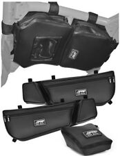 PRP Can-Am Maverick X3 4-Piece Storage Bag Package - BLACK ($300 Value)