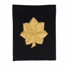 Genuine Us Navy Cold Weather Parka Jacket Tab Device: Lieutenant Commander(O-4)