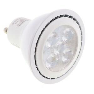 VERBATIM 98990 LED MR16 GU10 LIGHT BULB, DIMMABLE, 38° FLOOD, 6.5W, 3000K