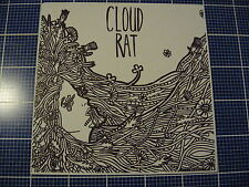 CLOUD RAT LP green repress Insect Warfare ACxDC Chiens Hatred Surge grind