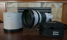 Canon EF 400mm f/2.8L IS II USM Lens with Hood and Carry Case  * No Reserve
