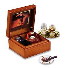 Reutter Porzellan XO Cognacset Boxed XO Cognac Set Puppenstube 1:12 Art 1.608/6