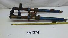 Forcella anteriore peripoli mini giulietta tiny  piastre sterzo sospensione fork