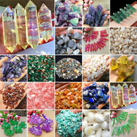 175 Type Wholesale Natural Quartz Crystal Gem Stone Mineral Healing Chakra Reiki