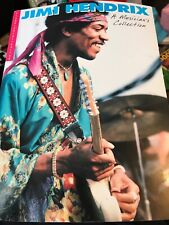 Jimi Hendrix-A Musician's Collection Songbook Sheet Music Song Book  SEE LIST