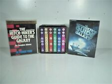 3 Set Job Lot. The Hitch-Hikers Guide To The Galaxy Cassette Tapes.