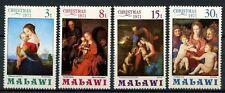 Malawi 1971 SG#403-6 Christmas MNH Set #A38915