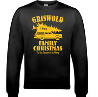GRISWOLD FAMILY CHRISTMAS JUMPER National Lampoons Vacation XMAS TREE Sweatshirt