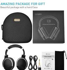 COWIN E8 Active Noise Cancelling Bluetooth Wireless Headphones Deep Bass