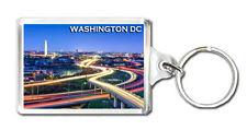 WASHINGTON DC MOD3 KEYRING SOUVENIR LLAVERO