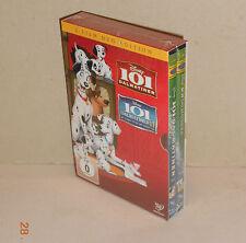DVD Box 101 Dalmatiner 1 + 2 Walt Disney  Neu in Folie