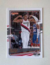 2020-21 NBA Panini Donruss Base Card - Hassan Whiteside Portland #66