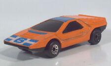 Matchbox Super GT 21/22 Alfa Romeo Carabo Orange Diecast Scale Model Toy Car