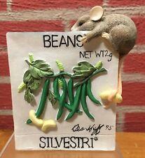 "Charming Tails ""Mackenzie Growing Beans"" - 89/604 - 1995 - Original Box"