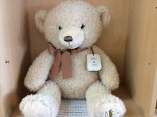 "OWEN HALLMARK TEDDY BEAR PLUSH SOFT BEAR ""A BEST FRIEND"" SITTING 19 INCHES TALL"