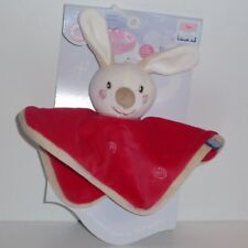 Doudou Lapin Sucre d'Orge - Neuf