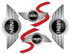 MiniCooper Logo decals