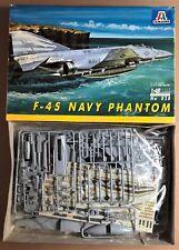 ITALERI 828 - F-4S NAVY PHANTOM - 1/48 PLASTIC KIT NUOVO