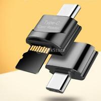 Tragbarer TF OTG Speicherkartenleser Typ C USB C Adapter Für Macbook
