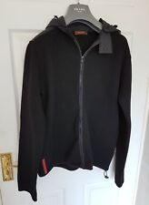 Mens chic PRADA lambswool jacket/jumper. Size EU50/UK40. Immaculate. RRP £895