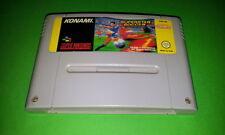 International Superstar Soccer - Super Nintendo SNES