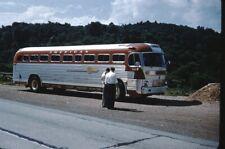 American Bus Company GM PD 4103 bus Kodachrome original Kodak slide