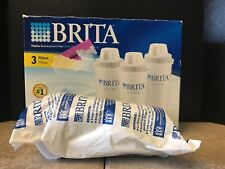 BRITA Water Filter Pitcher Replacement Filters 4-Pack new And Sealed (M)