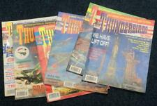 THUNDERBIRDS COMIC ISSUE 1 2 3 4 5 & 6 FLEETWAY GERRY ANDERSON