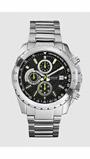 GUESS MEN'S U16526G1 BOLD STATEMENT WATCH WITH LIME ACCENT