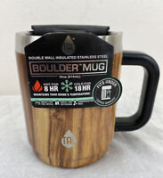 Tal Thermal Boulder Mug Hot Cold Stainless Steel Double Wall Insulated 14 Fl Oz