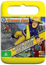 Fireman Sam - Mountain Rescue (DVD, 2013) Region 4 ABC Good Condition FREE POST!